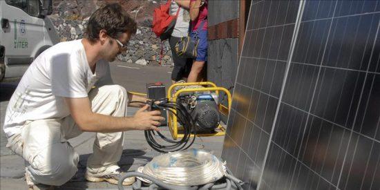 Continúa la actividad sísmica en El Hiero aunque desciende la magnitud