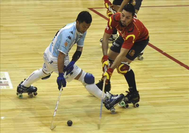 5-4. España derrota a Argentina y gana el cuarto Mundial consecutivo