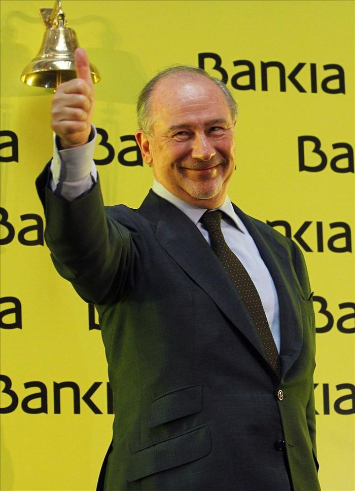 Bankia debuta mañana en el selectivo IBEX 35