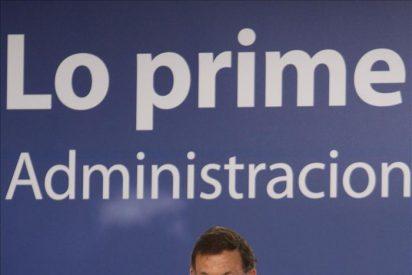 Rajoy firmará hoy el acuerdo PP-PAR para concurrir juntos a las elecciones