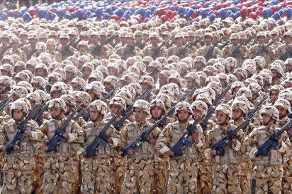 Irán levanta hitos en la frontera con Irak 23 años después de la guerra