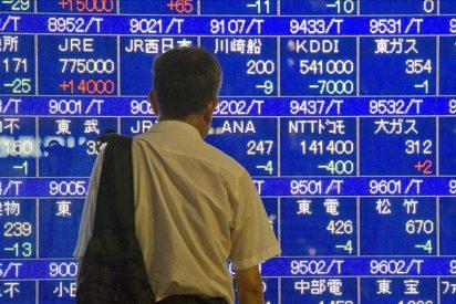 El Nikkei cae 89,36 puntos, el 1,05 por ciento, hasta 8.456,12 enteros
