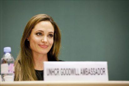 Angelina Jolie será enviada especial de la ACNUR en situaciones dramáticas