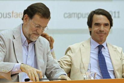 Aznar y todos los barones del PP participarán en la Convención de Málaga