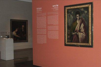 Un Greco del Prado llega a Jerusalén para conmemorar los lazos España-Israel