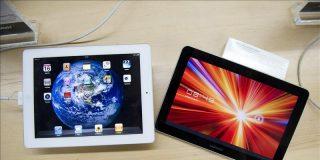 Samsung pide a la UE que anule los derechos de Apple sobre el diseño del iPad
