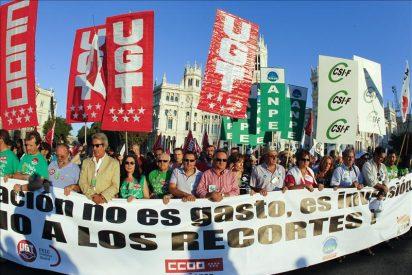 Docentes de Madrid están llamados a una nueva jornada de huelga