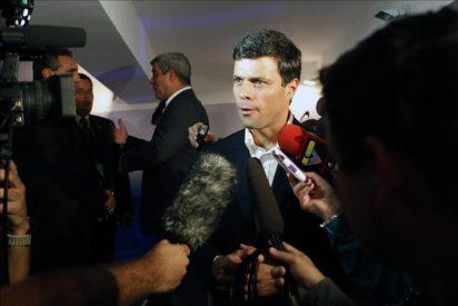"""El opositor Leopoldo López dice que 2012 será una """"oportunidad real"""" para derrotar a Chávez"""