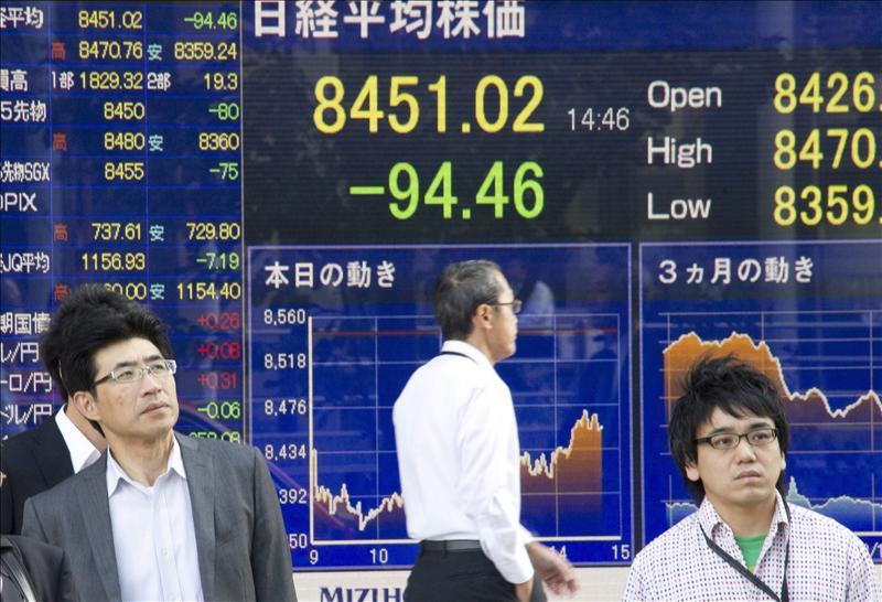 El Nikkei sube 1,27 por ciento en la apertura
