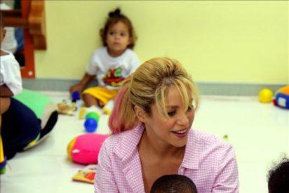 Shakira se estrena como asesora de Obama con énfasis en educación preescolar