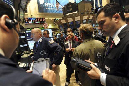 Wall Street cierra con un descenso del 0,18 por ciento en el Dow Jones de Industriales