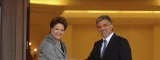 Rousseff dice que la actual crisis es una oportunidad para Brasil y Turquía