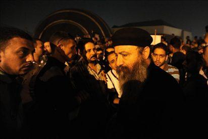 Se reanudan los enfrentamientos entre coptos y fuerzas de seguridad en El Cairo