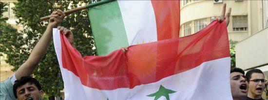 Sube a 31 el número de muertos durante las protestas del domingo en Siria