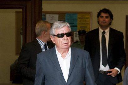 El exministro Corcuera, condenado a 300 euros por alterar el orden público