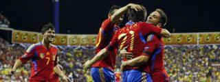 3-1. España resuelve con pleno de triunfos y aparta a Escocia de la repesca