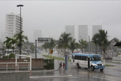 "El huracán ""Jova"" llega al litoral del Pacífico mexicano"