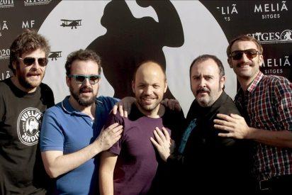 """Vigalondo invade Sitges y triunfa con la película """"Extraterrestre"""""""
