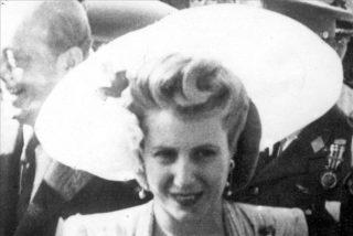 Eva Perón se transforma en un personaje de dibujos animados