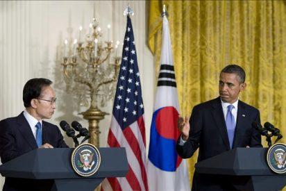 """Obama amenaza a Corea del Norte con un """"mayor aislamiento"""""""