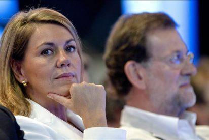 El PSOE se hunde en Castilla-La Mancha, por la ruina que dejó Barreda