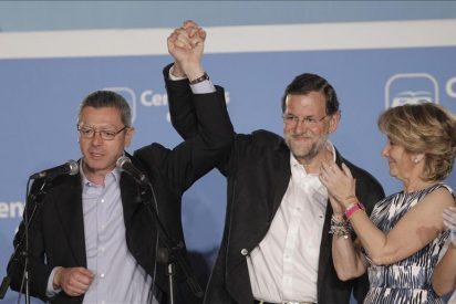 Gallardón dice que Rajoy le ha llamado para ser candidato y ninguna otra cosa
