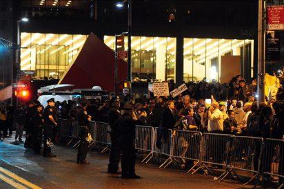 Los indignados de Wall Street se sienten ganadores del pulso con el Ayuntamiento