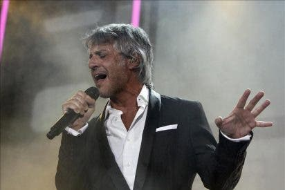 Sergio Dalma actúa en Madrid con la mirada puesta en su próximo álbum