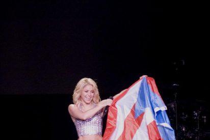 """Shakira culmina su gira mundial en Puerto Rico con un """"rabioso"""" espectáculo"""