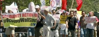 Desigual repercusión en Asia y Oceanía, tanto en la calle como en Internet