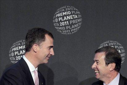 Javier Moro evoca la figura del emperador de Brasil en el Premio Planeta