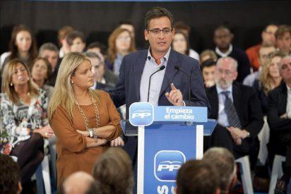 """Basagoiti cree que los asistentes """"no tienen ni idea"""" del conflicto vasco"""