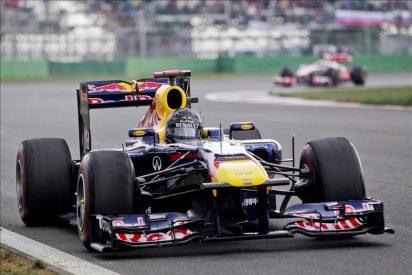Vettel suma su décima victoria del año; Alonso 5º y Alguersuari 7º