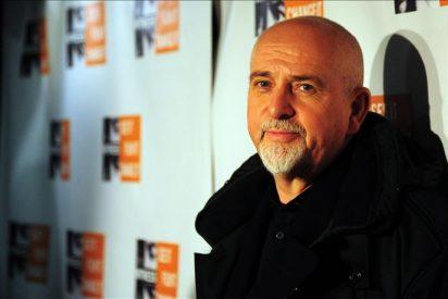 Peter Gabriel reivindica que su nivel de creatividad está muy alto