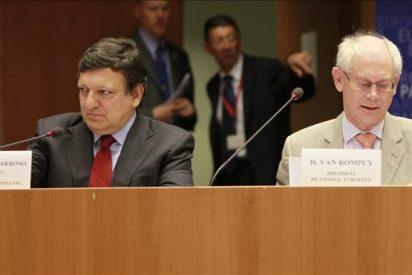 Barroso y Van Rompuy abordan hoy la crisis con los sindicatos y empresarios