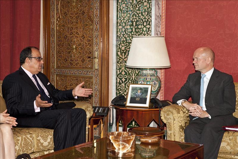 El ministro británico destaca el impacto negativo del Sáhara en la región