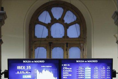 El IBEX 35 cae un 0,60 por ciento y la incertidumbre económica se extiende a Francia