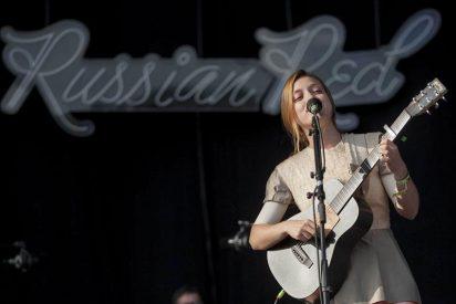 Russian Red rompe la maldición con el premio MTV a la mejor artista española