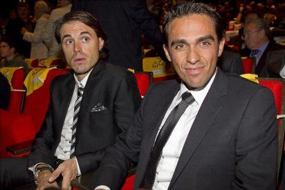Contador cree que el recorrido del Tour 2012 favorece a Evans
