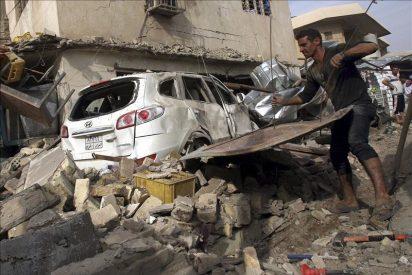 Mueren dos personas y detienen al supuesto cabecilla de Al Qaeda en Irak