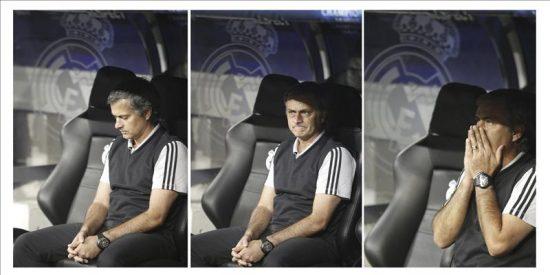Mourinho asegura que no ve al Real Madrid favorito al título