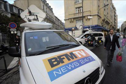 Medios franceses afirman que Carla Bruni dio a luz a una niña
