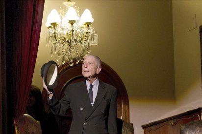 """Leonard Cohen ya tiene nuevo disco """"Old ideas"""" con 10 canciones """"que gustan"""""""