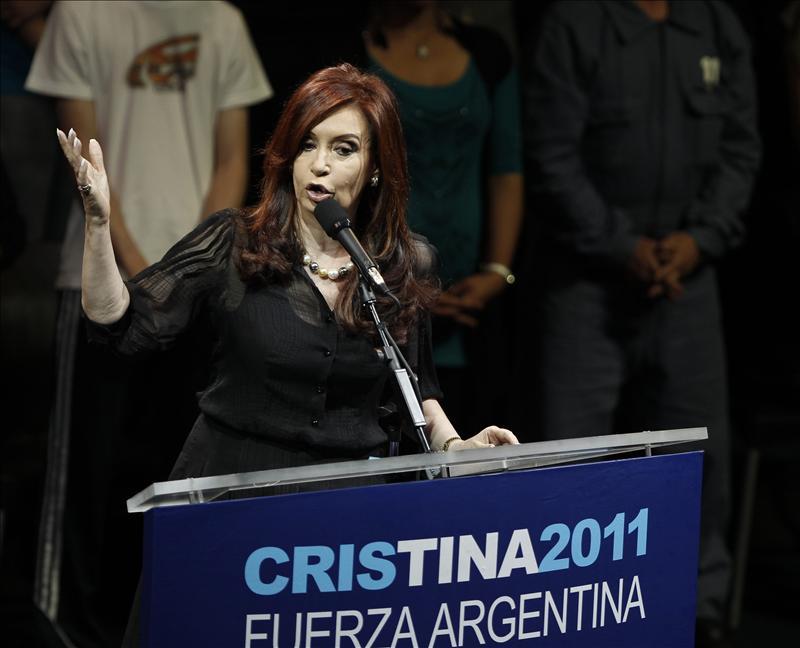 Cristina Fernández llama a la unidad y apuesta por la integración en el cierre de campaña
