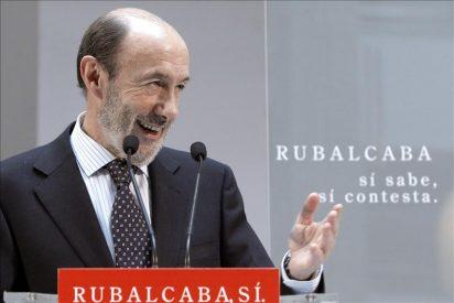 """Rubalcaba y otros líderes socialistas de """"colegio bien"""""""