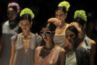 El predominio de telas vaporosas marca el segundo día de Cali Exposhow 2011