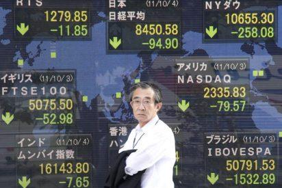 El Nikkei baja 3,26 puntos, un 0,03 por ciento, hasta 8.678,89 enteros