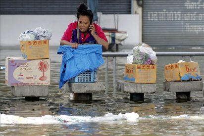 El Gobierno de Tailandia declara el estado de desastre por las inundaciones