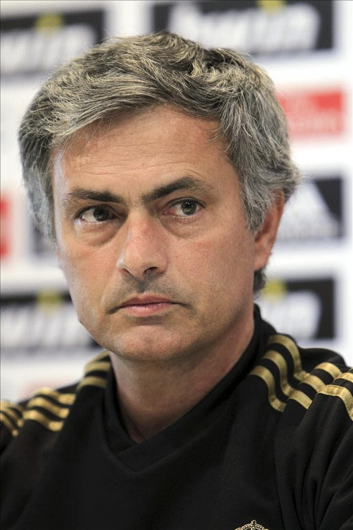 """Mourinho: """"El equipo ha sabido jugar con cansancio"""""""