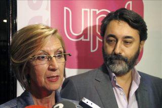 Rosa Díez asegura que el PSOE y el PP favorecen a Bildu con su lectura del comunicado de ETA